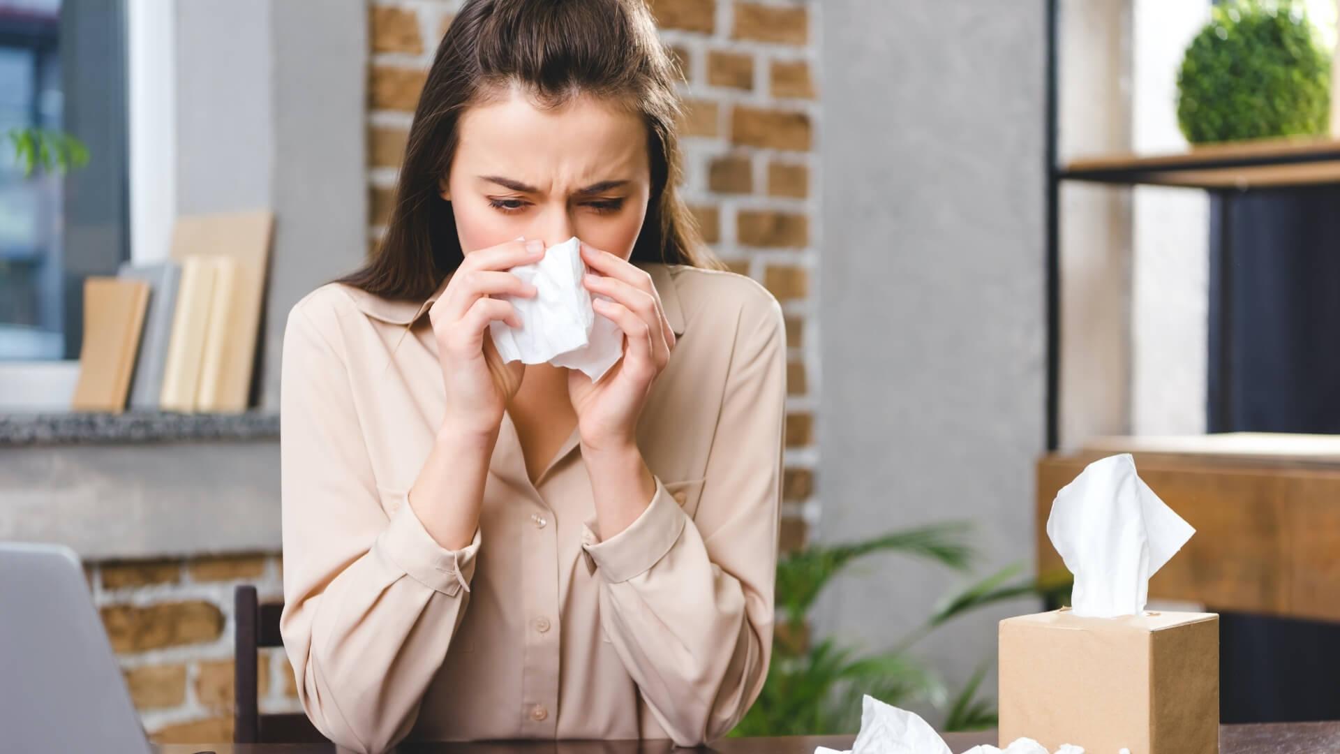 CBD w walce z alergiami