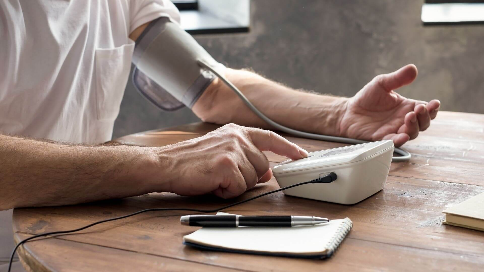 CBD w nadciśnieniu krwi. Czy olejki CBD wpływają na wysokie ciśnienie?